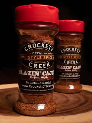 crockett creek homestyle spice mix great for burgers, steaks, chicken, and more